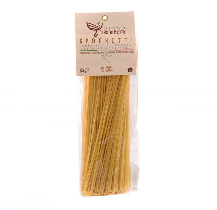 spaghetti grano duro consorzio terre di biccari