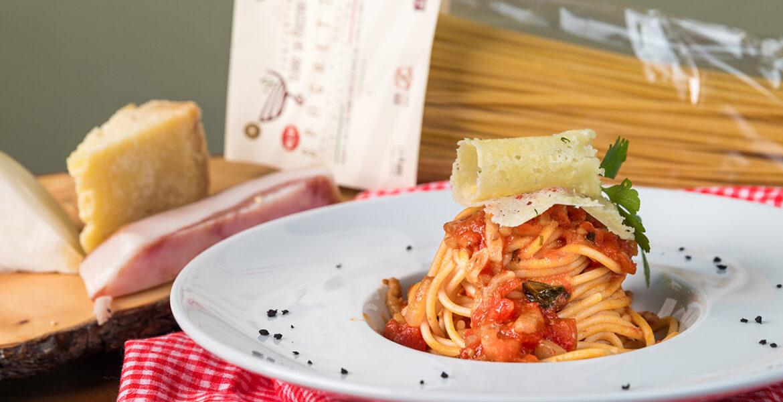 ricetta-spaghetti-all'amatriciana
